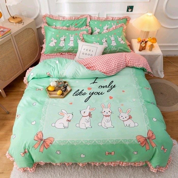 Bettwäsche-Sets A / B-Design Bettdecke-Deckung Kissenbezug Bettwäsche Einzelne doppelte weiche Home Textil King König Königin Twin für Kinder Erwachsene Ozeanien
