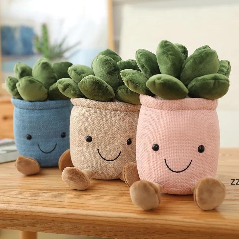 Tulipán realista plantas de carne de felpa juguete de peluche de peluche de peluche estantería decorativa muñeca creativa flores en maceta lanzar almohadas niñas y niños hwe9877