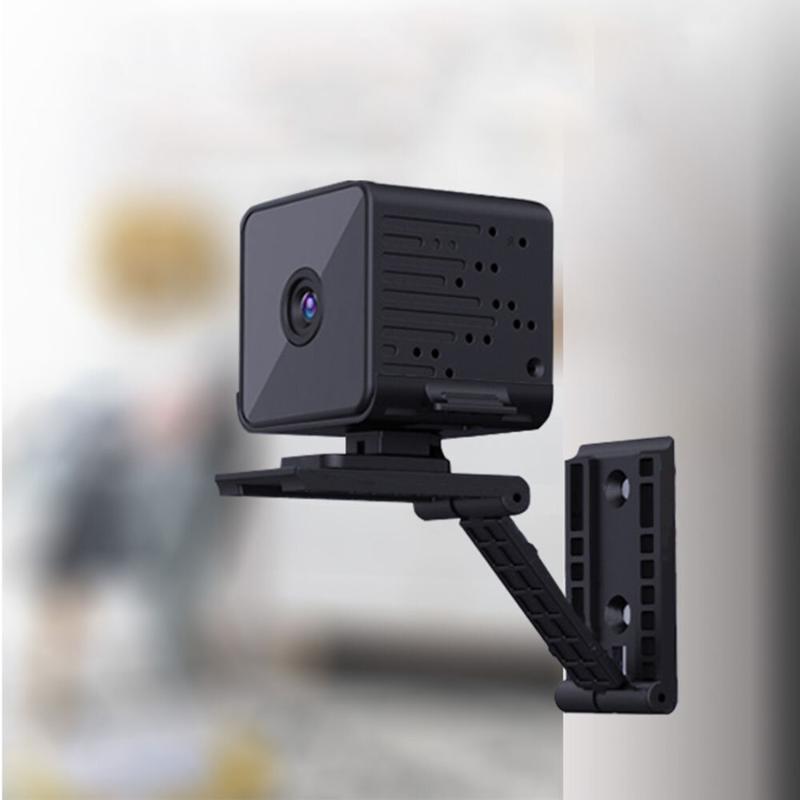 Xiaovv V380-W2 1080p Smart Wireless Mini Cámara IP AP Connect AI Detección móvil Infrarrojo Visión nocturna Cámaras