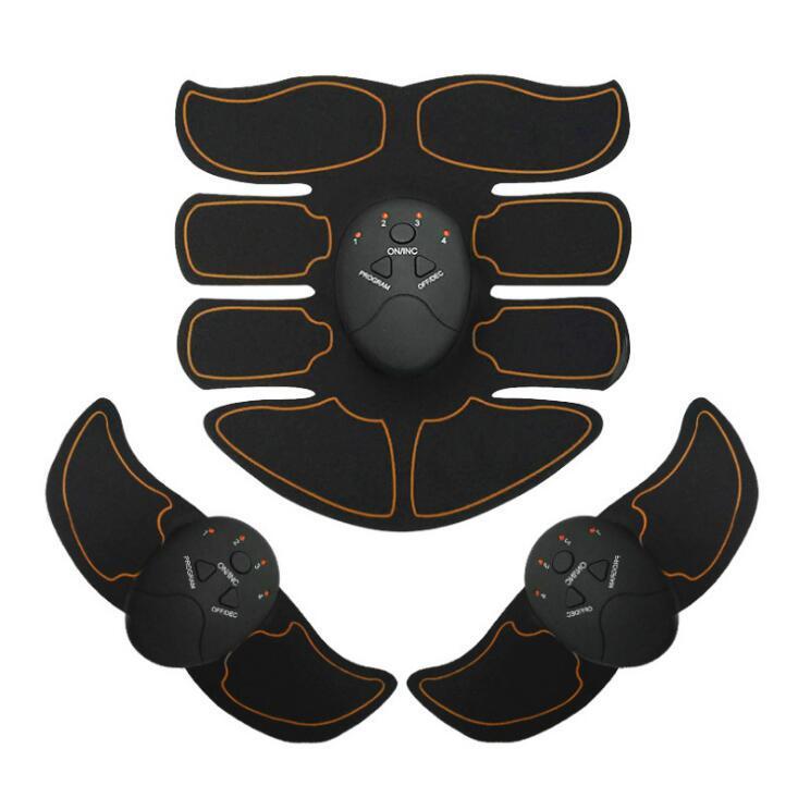 2021 SMART EMS Muscle Stimulatore Muscolo Wireless Pulse Elettrico Trattamento ABS Fitness Dimagrante Bellezza Bellezza Addominal Muscolo Allenatore Allenatore DHL