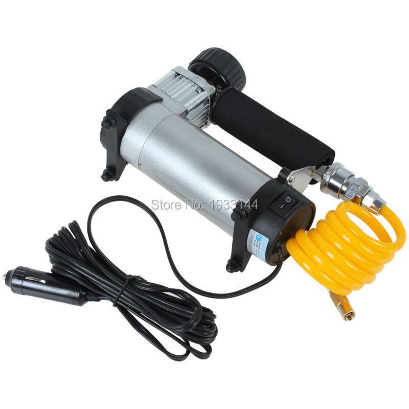 BOMBA INFLABLE YD-3035 Portátil Super Flow 100PSI Inflador de neumáticos AUTO / AIRE COMPRESOR DE AIRE VEHÍCULO ELÉCTRICO