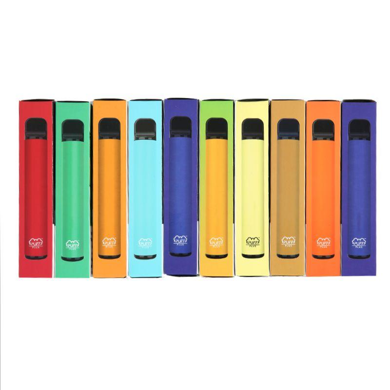 Más nuevo 88 colores Bar para hojaldas más desechables VAPE Puff Barras más 3.2ml POD rellenada POD 550MAH Estilo de batería estilo portátil Dispositivo desechable