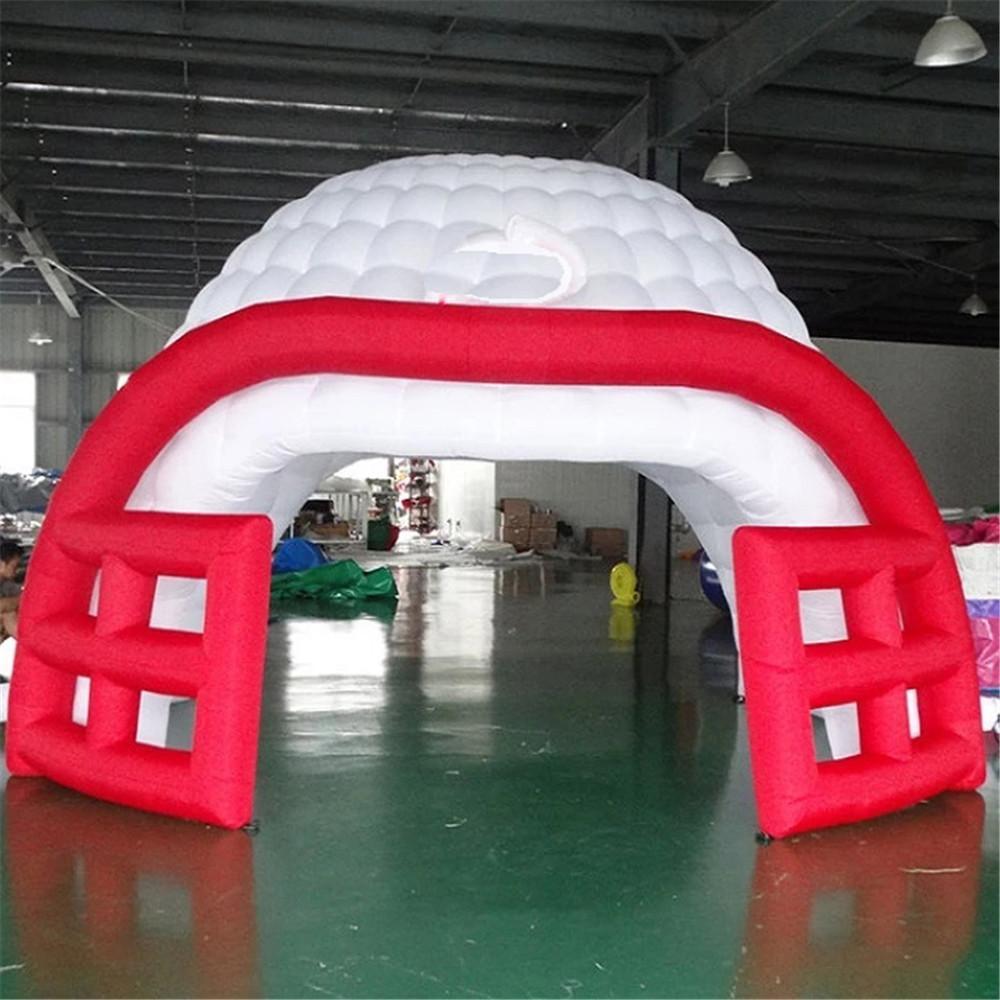 Custom Sport Gigante Inflável Capacete Tendas Jogos Eventos Publicidade Entrada de Túnel de Futebol Blow-up para Campo de Ginástica