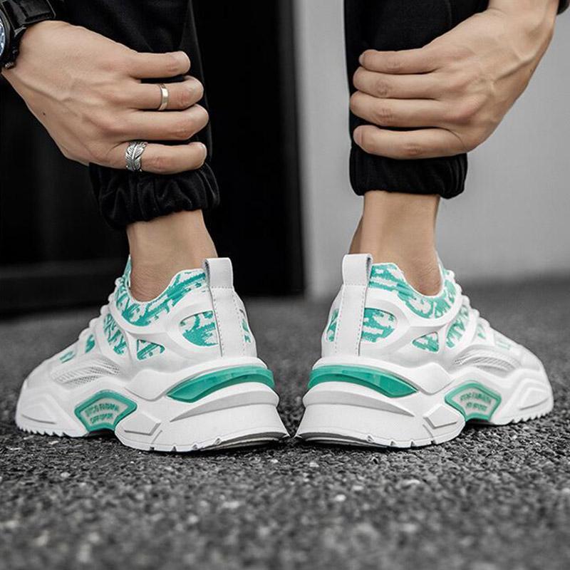 2021 최신 스포츠 실행 신발 공장 수준의 패션 유니섹스 고품질 캐주얼 라이트