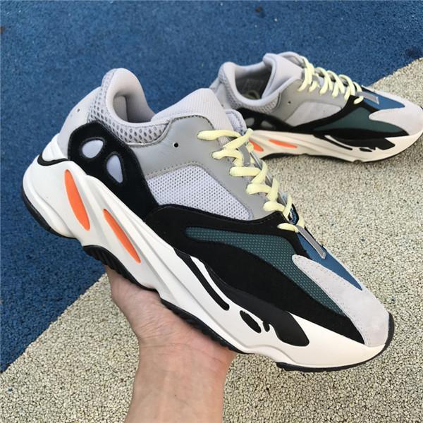 Top Qualité Arzareth Srphym 700 V2 V3 Hommes Échange Chaussures de course Azael Alvah Eremiel Coureur de mousse Triple Black Mens Sports 700s Sneakers