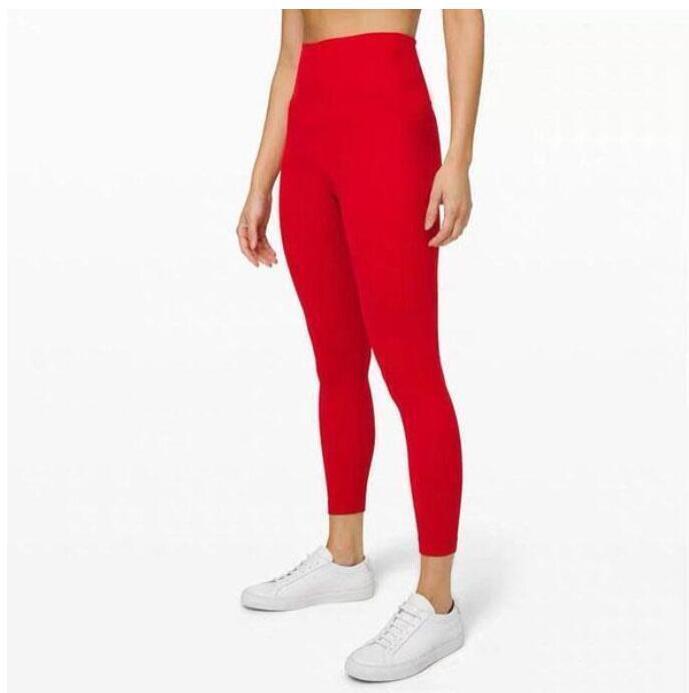 Подсылки твердого цвета женские йоги брюки с высокой талией спортивный тренажерный зал Носить леггинсы эластичные фитнес леди общие полные колготки Размер тренировки XS-XL (006