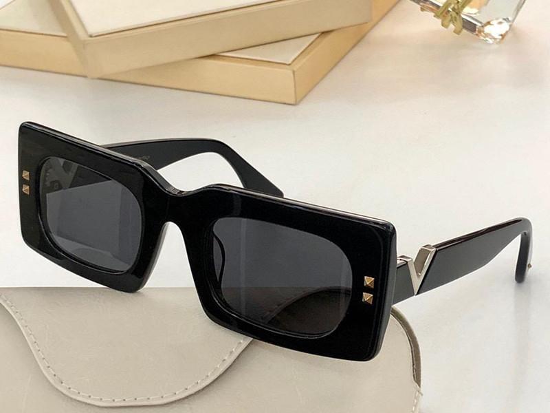 نظارات شمسية للنساء والرجال الصيف نمط مكافحة الأشعة فوق البنفسجية 4482 الرجعية لوحة لوح الإطار الكامل الأزياء النظارات مربع عشوائي