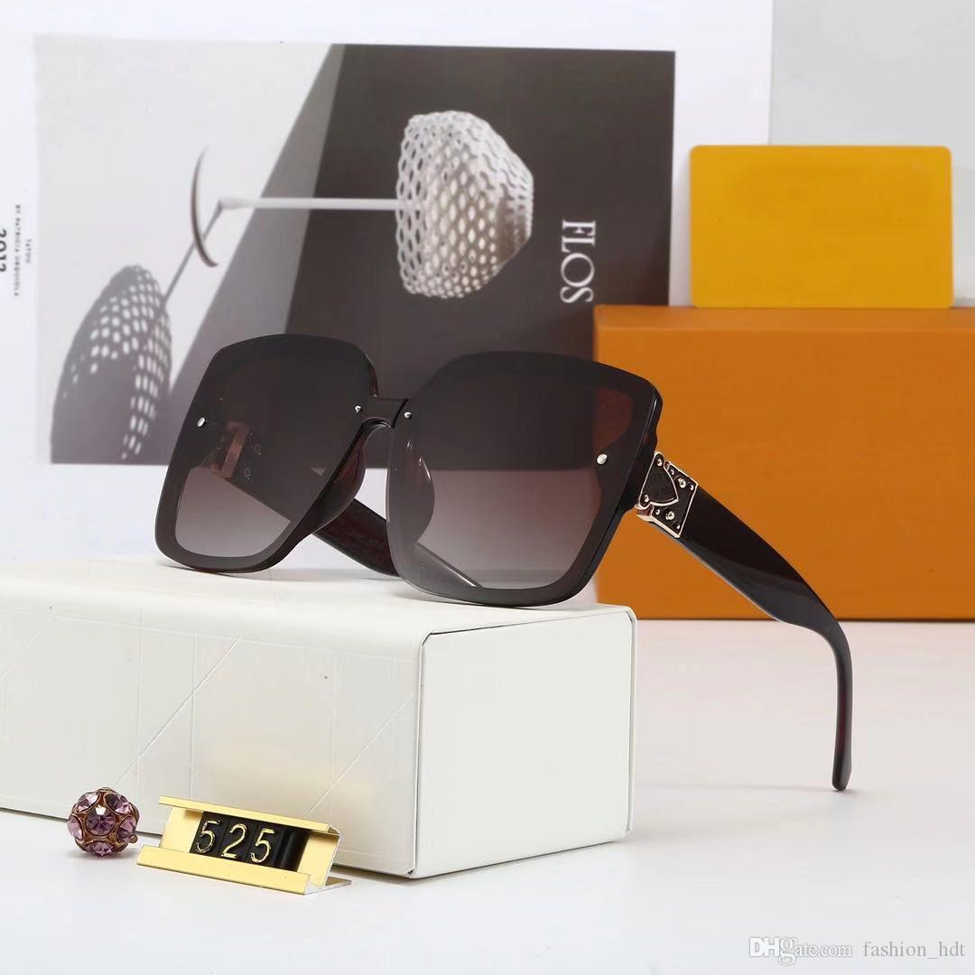 الكلاسيكية العلامة التجارية تصميم مربع أعلى جودة الأزياء النظارات الشمسية الصيف نظارات الشمس للرجال والنساء الاستقطاب uv400