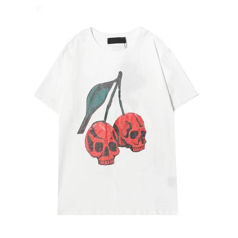 2021 homens de verão mulheres camisetas com letra impressa casual qualidade superior moda Tees M-XXXL 55