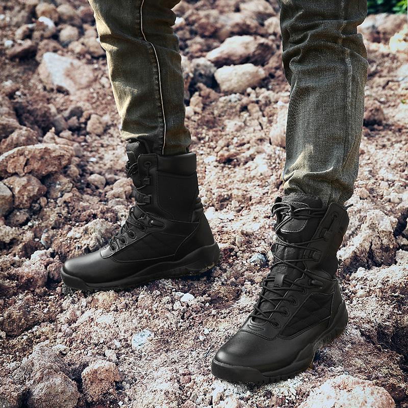 Boots Mens Shoe High Comfortable Sneakers Top Black Men Shoes Sale Sneaker Breathable 2021 Casual Footwear