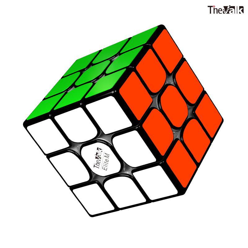 Qiyi Valk3 3x3x3 مكعب ماجيك mofangge فالك 3 سرعة مكعب 3x3 ماجيك المنافسة مكعبات لعبة لغز أكشابل magentic