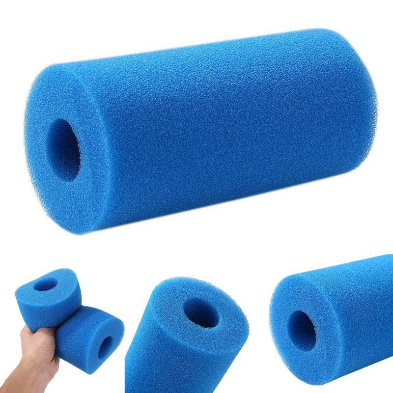 Pool & Accessories Reusable Swimming Filter Foam Sponge Cartridge For Intex Type B Replaceable Outdoor Summer Essentials