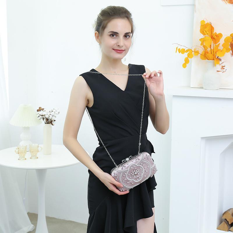 Taschen Einfacher Stil, modisches und elegantes Damenabendessen, Großraumaufbewahrung, Abend in der Hand