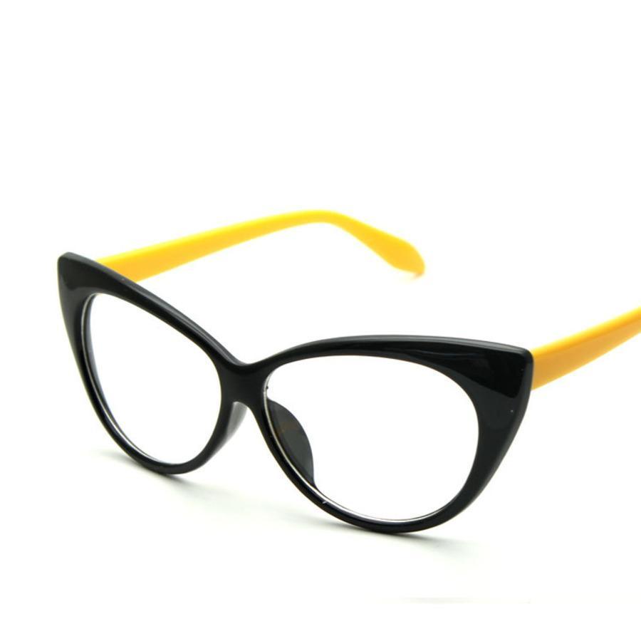 New Sunglasses Moda y femenino Triángulo Cat's Eye 4chz