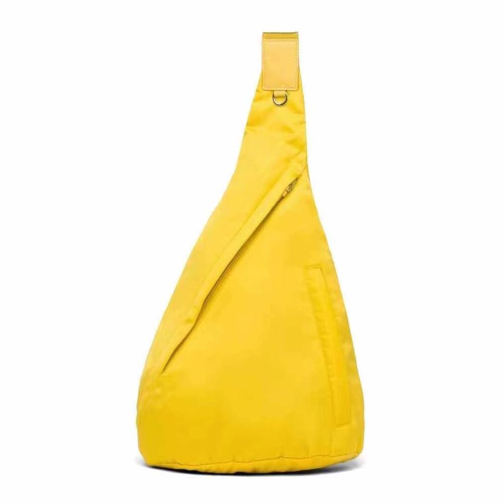 PD011 Göğüs Çantası Sonbahar Kış Erkekler ve Kadın Newstyle Çanta Ayarlanabilir Örgülü Naylon Sapanlar Çanta ile