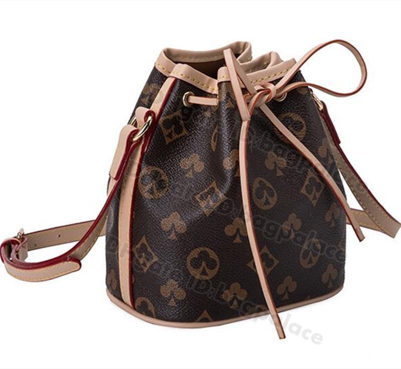 الكلاسيكية 2021 مصممي الفم الصوت أكياس الرباط حقيبة دلو حقائب سلسلة الكتف المرأة حقائب عالية الجودة الأزياء والجلود crossbody مخلب محفظة فتاة