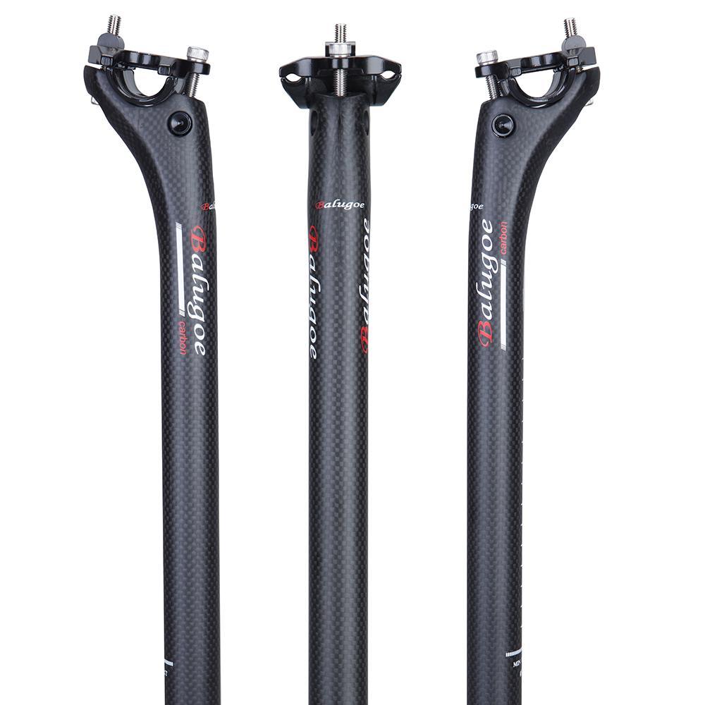 Suporte moto satélite EC90 completa de bicicleta suporte de carbono Mtb Satellite assento tubo de estrada da bicicleta Saddle Mountain 27,2 30,8 31,6 -350 / 400 Mm