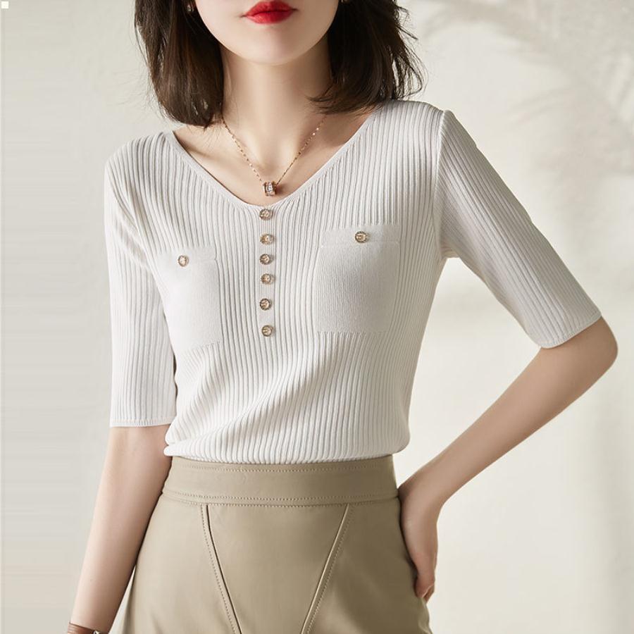 Фитнес дизайнеры футболки женские футболки высококачественный урожай вершина культивировать свою мораль типа футболки с короткими рукавами женская одежда ошейник CamiSas de Hombre OR264