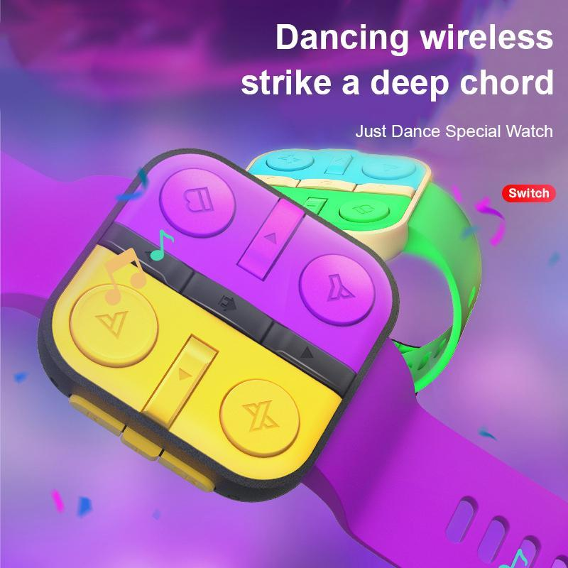 For Switch Switch Lite Just Dance JOY Waterproof Sports Watch NS Switch   Smart High Quality Game Controllers & Joysticks