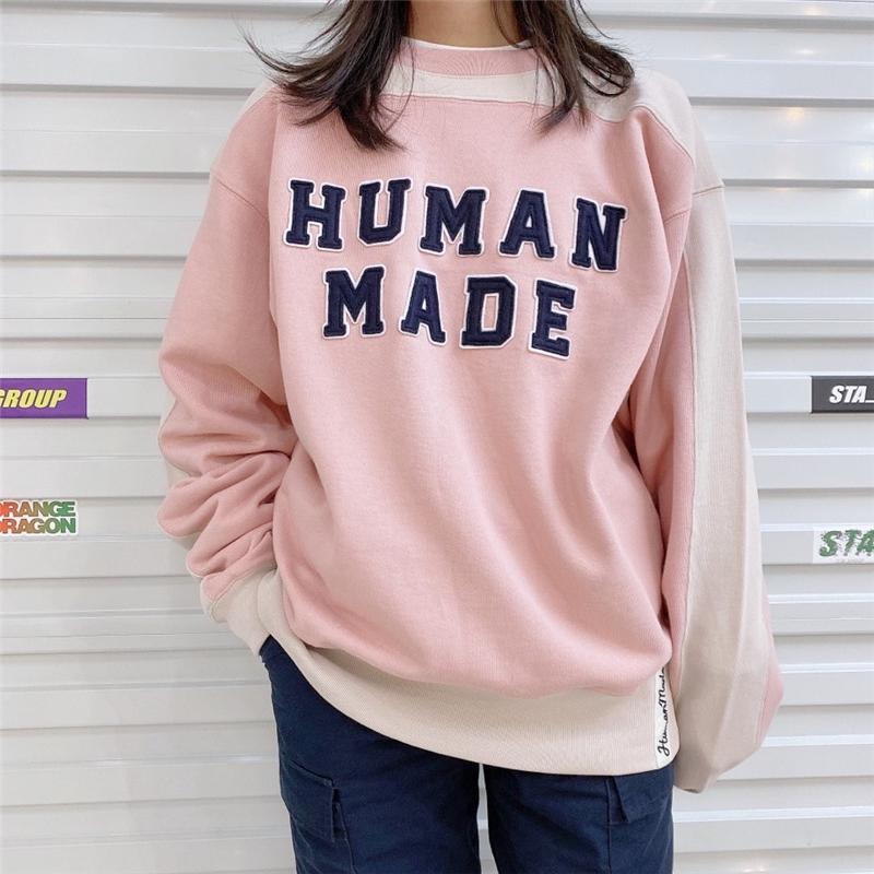 Farbe gelb Crewneck Männer Frau 1 Top-Qualität Sweatshirts Hoodies Dongguan_ss