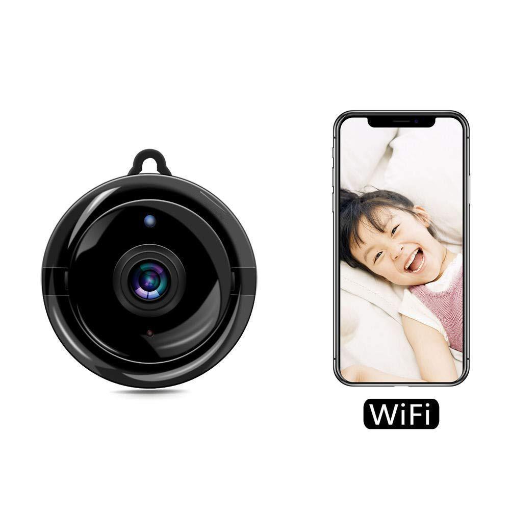 MINI WIFI Caméra IP HD 1080P Wireless Outfor-Caméra-Caméra NightVision Deux voies Détection de mouvement Audio Moniteur bébé V380