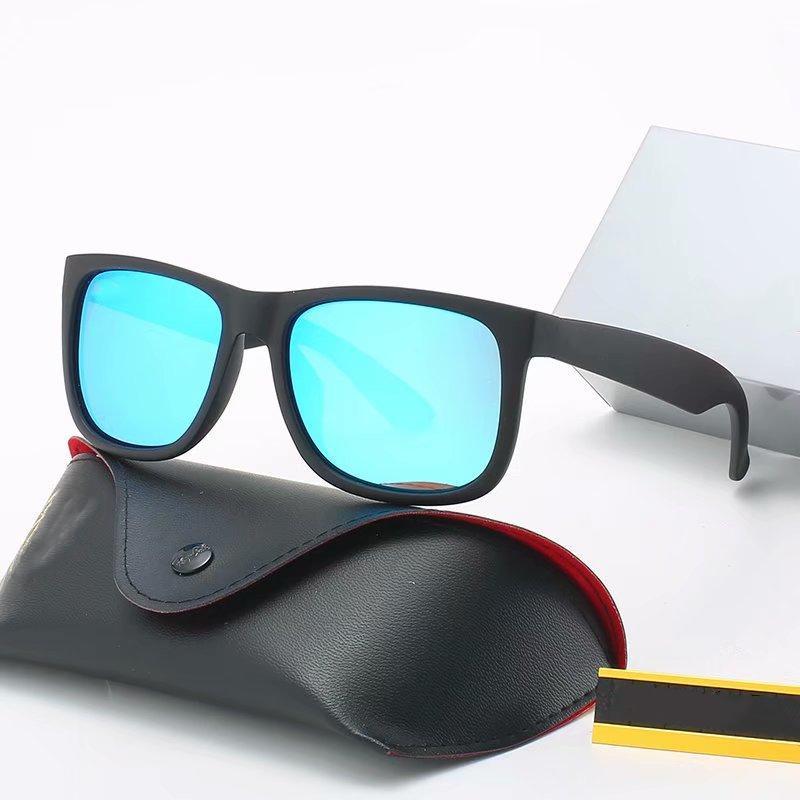 Lusso 2021 Brand Brand Uomo Polarizzato Donna Mens Occhiali da sole Designer Designer UV400 Occhiali da vista Occhiali da sole Plame in metallo Telaio Polaroid Lente Polaroid Ciclismo Accessori per occhiali