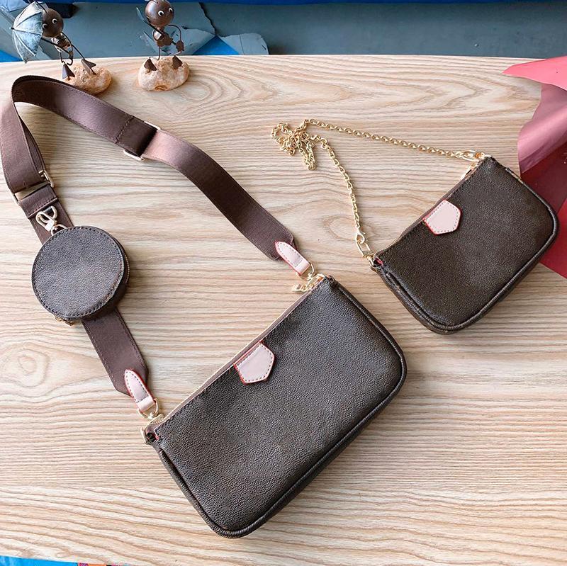 Designer di lusso Borse di moda Borse di moda Donne Classic Style Totes Shopping Bag di alta qualità Viaggi Strada Design famoso stampa stampa mini croce corpo 4 colori