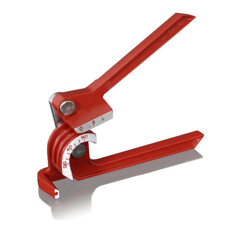 Dans 1 6mm / 8mm / 10mm / 10mm de frein de tuyauterie de frein manuel de cuivre de cuivre Bender HVR88 Outils