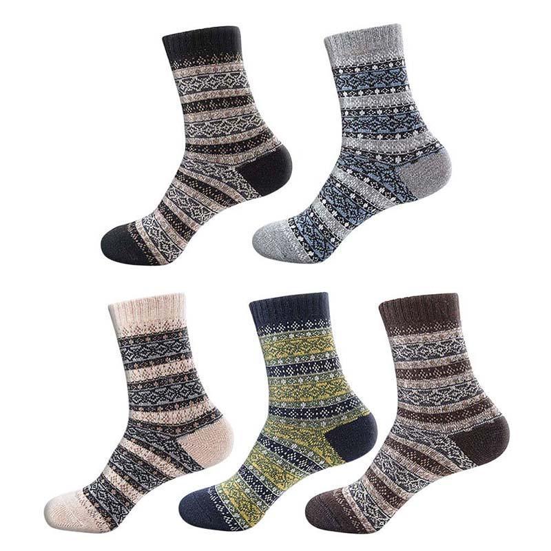 Sports Socks Design Multi-Color Dress Men's Women's Stripe Cotton
