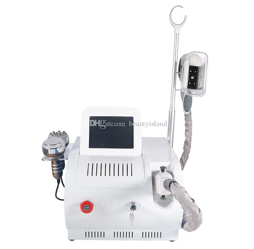 Cryolipolysis 뚱뚱한 동결 휴대용 냉동 침해 진공 슬리밍 기계 지방 감소 Cryotherapy Freeze Cavitation RF
