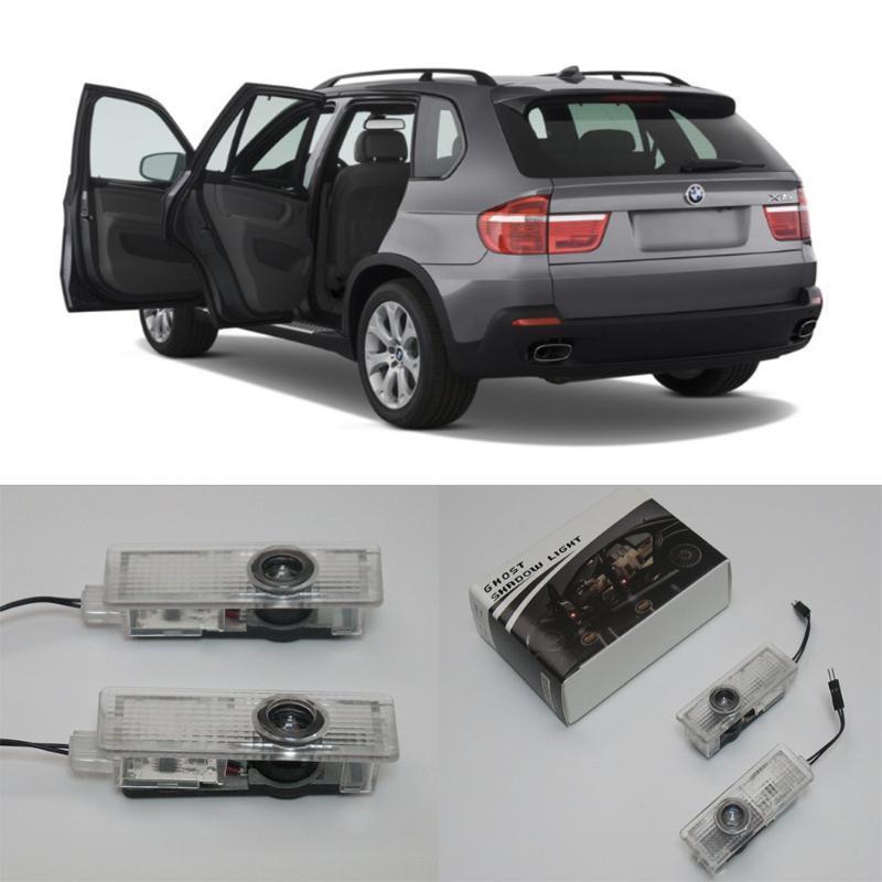Proyector LED de coche Luz bienvenida para F01 / F02 / F03 / F04 / E65 / E66 / E67 / E68 / F10 / E60 / E68 / F10 / E60 / E61 / F07 / E60 / E61 / F07 / E44 / E83 / F07 / E84 / E83 / F07 / E64 / E83 / E63 / E64 / E83 / E63 / E64 / E83 / E63 / E64 / E90 / E63 / E64 / E90 / E63 / E64 / E90 / E63 / E64 / E90 / E91 Auto Puerta Auto Lámpara InteriorExte Int