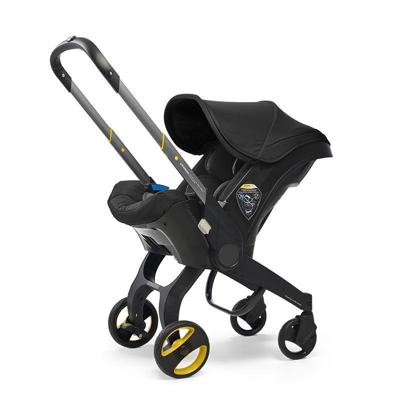 Cochecito de bebé4 en 1 Born Carriage Bassinet Wagen Sistema de viaje portátil Pasteleros de asiento de automóviles #