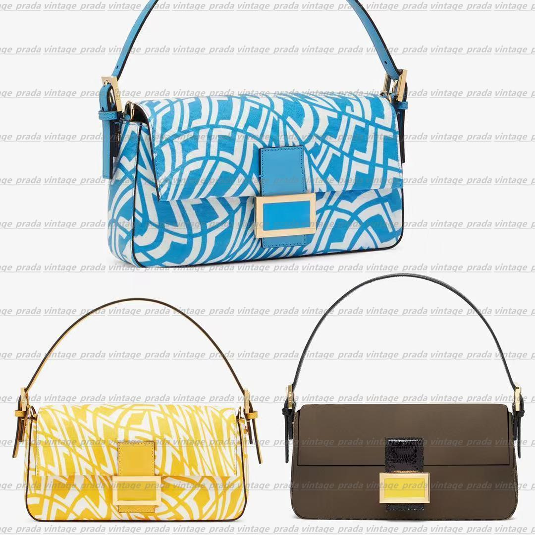 Huble Quality Hobo Tote Famous Bag Baguette Cuero genuino Diseñador de lujo Diseñador de Lujo Bolsos de Hombro Crossbody Bolsos de Hombro Favorito Mm Real Monederos Bordado