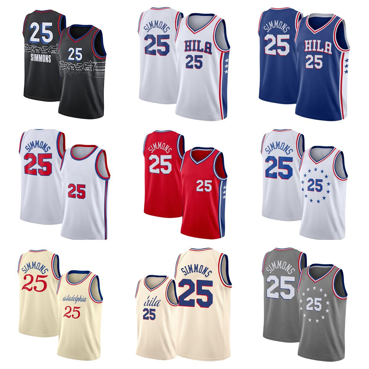 Basketball-Jersey 6 Julius Erving