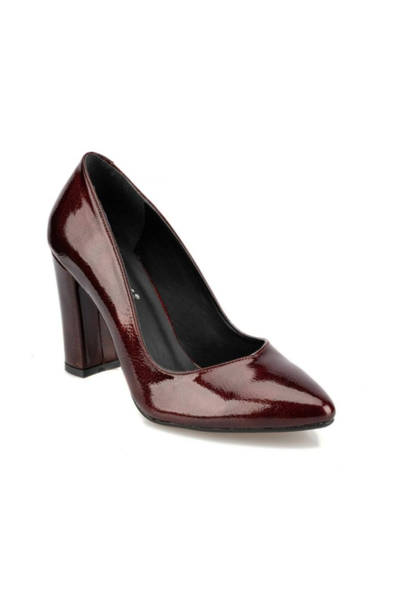 Chaussures habillées 92.314086RZ Bourgogne Femmes High-Heeled