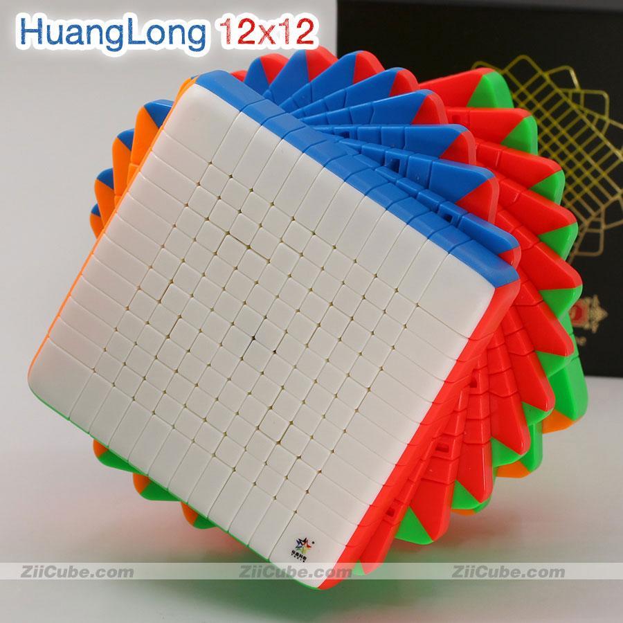 Yuxin Magic Cubes 13x13x13 12x12x12 Puzzles de alto nível 13x13 12x12 13 * 13 12 * 12 cubos de quebra-cabeça profissional