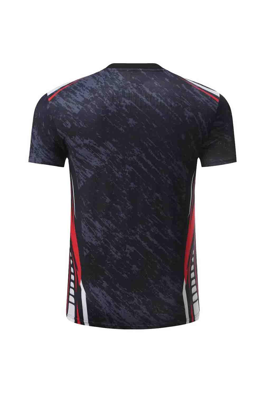 # 429 Chemise de tennis vierge Badminton Jersey Hommes Femmes Sportswear Former Côte de sport Shirt Sports Running Homme