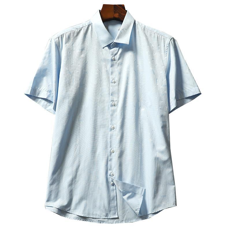 Sommer Mode Mode Casual Shirt Hemden