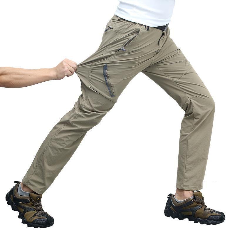 Pantaloni da uomo Multifunzione uomo, Acqua D -proof D, 2021 Attività estiva, Pantaloni lunghi, Tactical Indossare Fine L -4XL Moletom