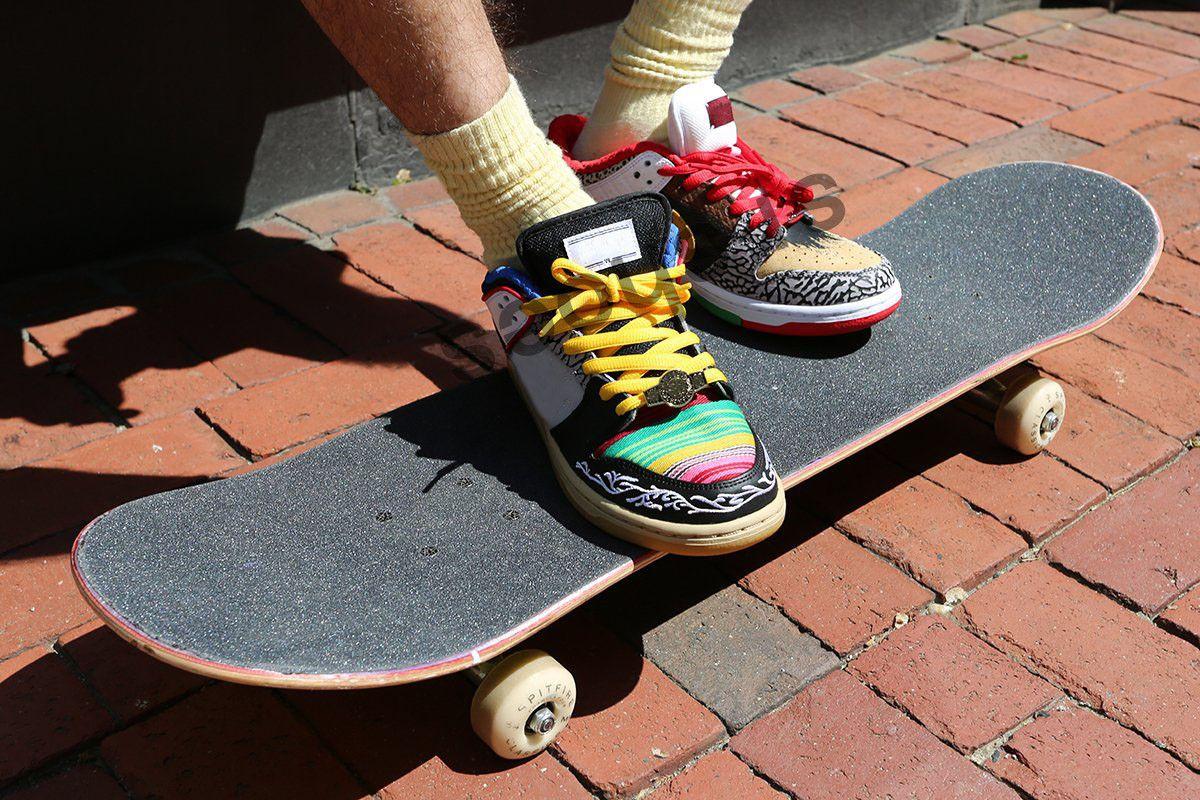 Paul Rodriguez X Dunks-Low, какой п-стержня скейтборд обувь женщин мужские тренеры бегун баскетбол спортивные кроссовки размером 35-45 #