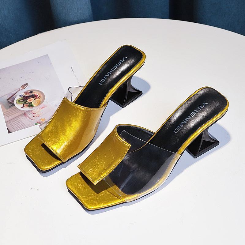 Bonjean الفاخرة desinger أحذية الصيف في الهواء الطلق عالية الكعب الإناث المرأة صندل بو الجلود النعال عارضة الشرائح زحافات الصنادل
