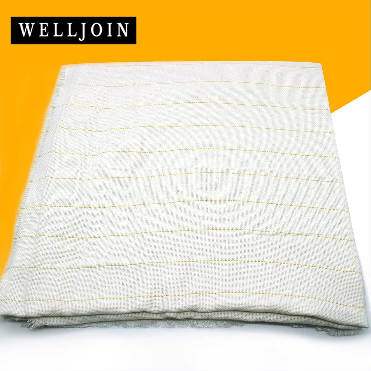 Tissu en tissu de tufs primaire pour utiliser le tapis TUFTER GUNS WIDTH 4M 210702