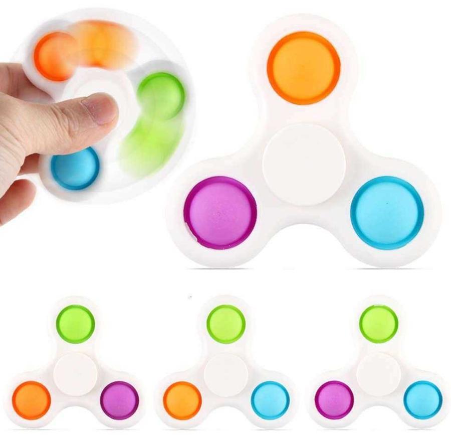 Dekompresyon oyuncak pop oyuncaklar fidget duyusal itme kabarcık kurulu oyunu Anksiyete stres röleyi çocuklar yetişkinler otizm özel ihtiyaçları 669