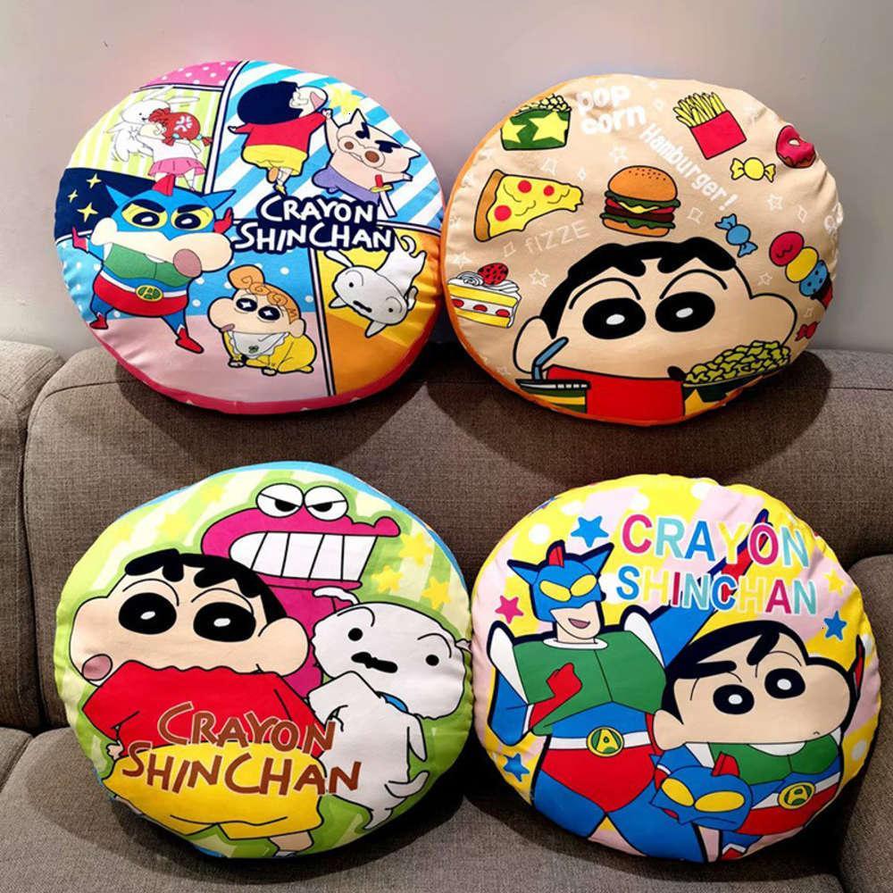 Animaux en peluche étouffés Chaise physiqueNew Crayon de la Corée du Sud Petite poupée Bureau déjeuner pain grand oreiller animation animation animation cadeau périphérique