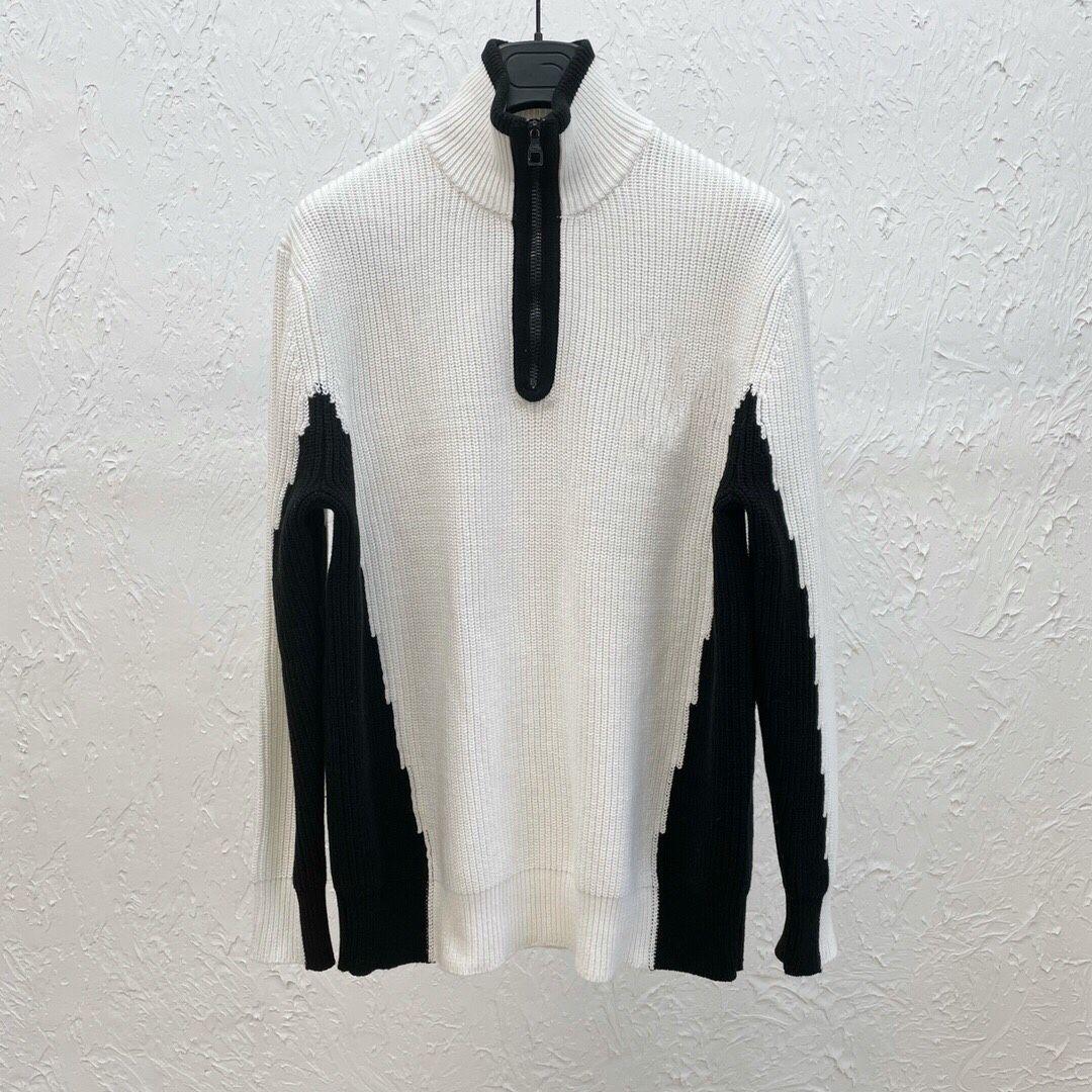 Camisolas dos homens da moda feminina, grossas, cheias de letras clássicas, design de alta qualidade, alta qualidade, solto, tampo quente no inverno para Itália e pares