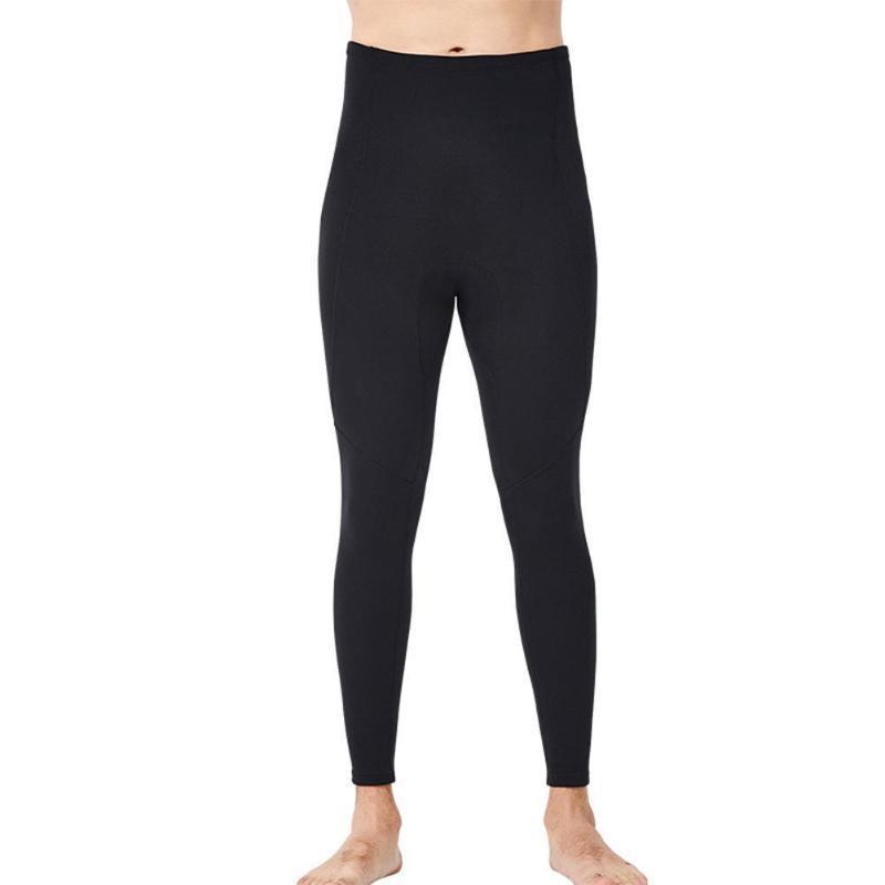Traje de buceo Hombre 2mm Pantalones divididos Damas Frío Surfing Snorkeling Cálido y Shorts Sailing M8Z1 Trajes de una pieza