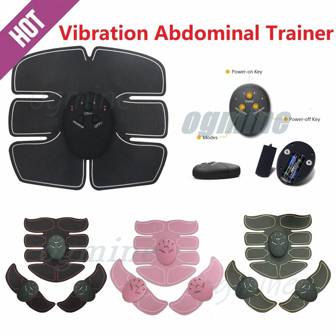 Muscles AB Roller Stimulateur Stimulateur Minceur Machine Shaper Abdominal Muscle Exerciseur d'entraînement Fat Burn Burning Buildge Bâtiment FitnessJu6s #