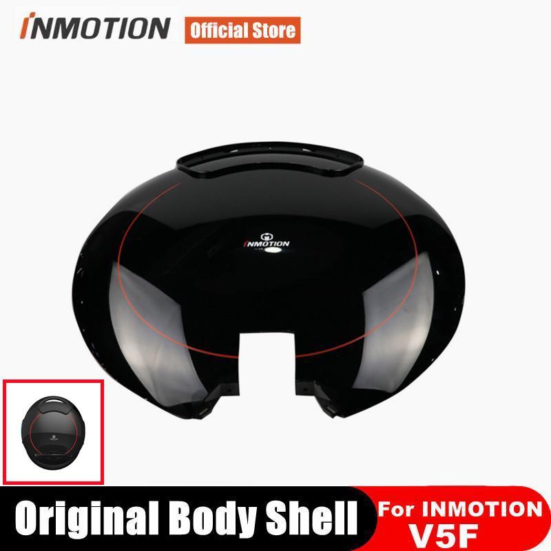 Original Self Balance Electric Scooter Body Shell 2 조각 Inmotion V5F V5 외발 자전거 스케이트 보드 보호 커버 부품