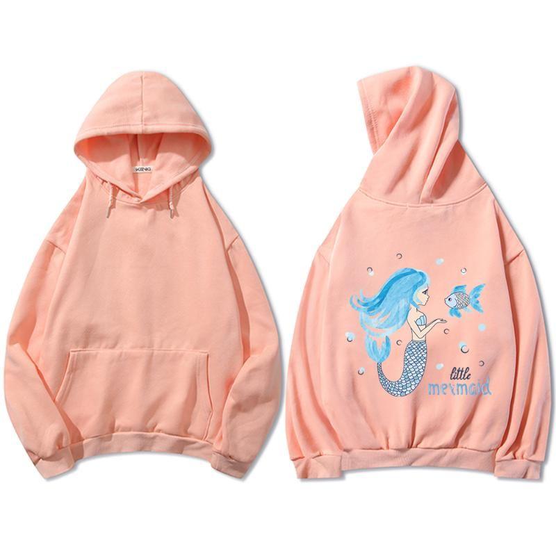Oversized gráficos bonito letra impressão suéter kawaii hoodies para as mulheres roupas com capuz feminino próprio inverno mulheres coreanas moletom com capuz mulheres