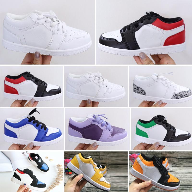 Acheter Nike Air Jordan 1 Retro Chaussures Enfants OG 1 1s 6 6s 11 ...